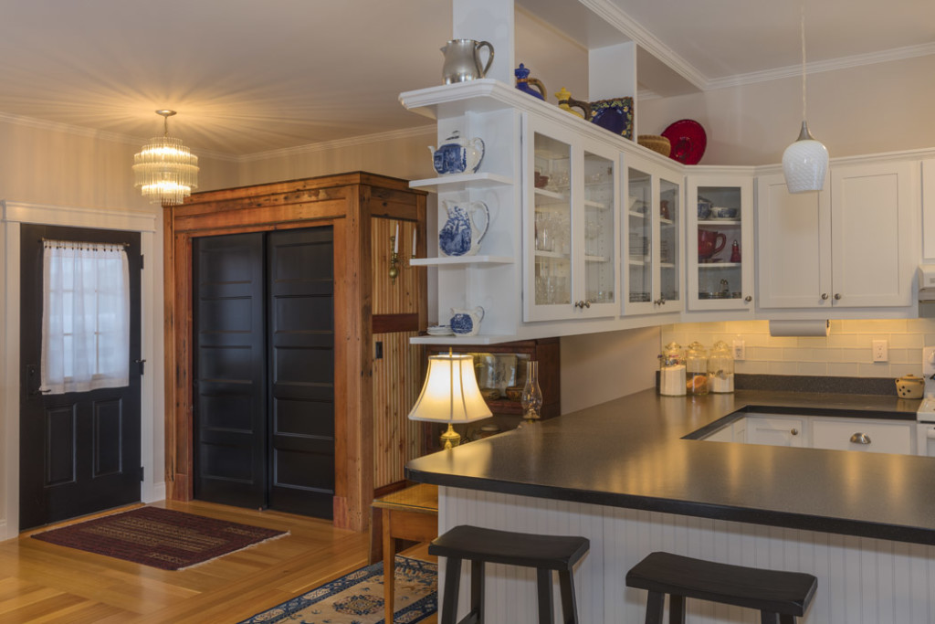 North Country Builders - Interior kitchen cabinets