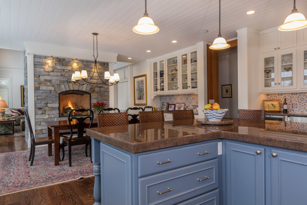 North Country Builders - Kitchen and Dining Area