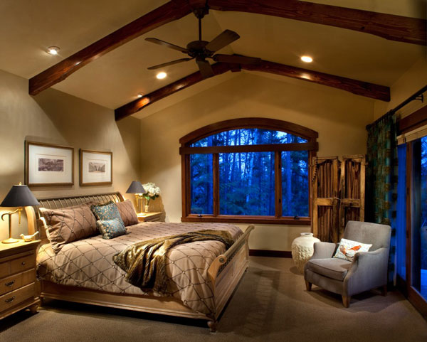 Master Bedroom - North Country Builders