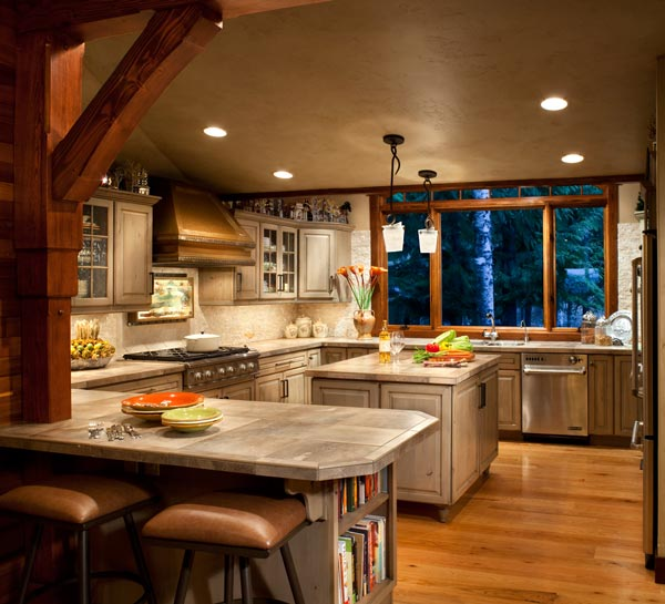 Kitchen - North Country Builders