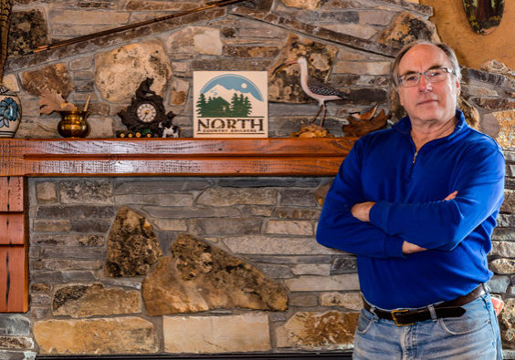 Leo Keane, owner - North Country Builders